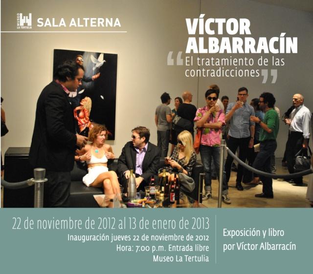 Victor Albarracin — El tratamiento de las contradicciones